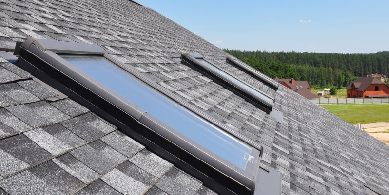Energy-efficient Skylights