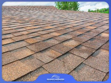 How to Deal With Loose Roofing Granules