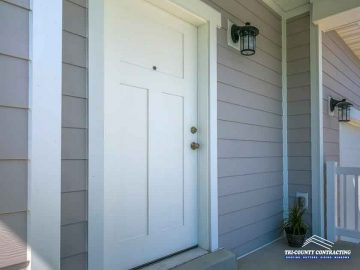 4 of the Most Popular Entry Door Styles